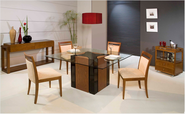 Comedores nueva colecci n 2010 muebles para el hogar for Comedores para el hogar