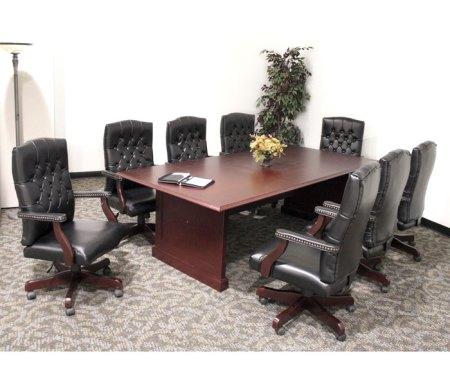 Estilo General Manager para 8 personas