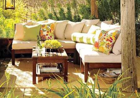 Cocibolca Lounge, elaboramos el mueble entero o seccionado según las necesidades de cada cliente